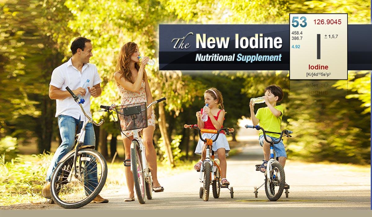 New Iodine™ - Detoxification