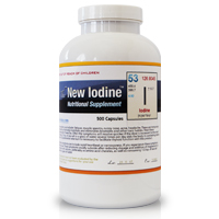 New Iodine - 120 caps